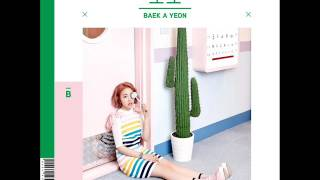 Baek A Yeon (백아연) - So So (쏘쏘) [MP3 Audio]