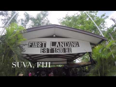 Suva, Fiji . A day getaway.