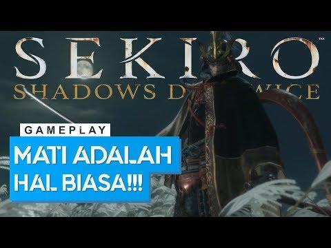 #1 Sekiro Shadows Die Twice: Game Ninja Rasa Dark Souls