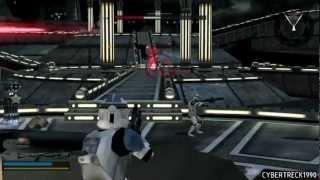 Gameplay Star Wars BattleFront 2 PC - Español
