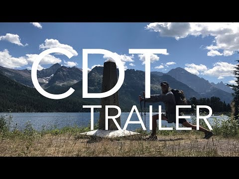 Trailer: 2017 Continental Divide Trail Thru Hike