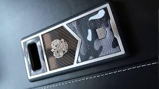 Чехол для Samsung. Jumo Carbon Case.