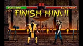 Mortal Kombat 2 Fatality Fails