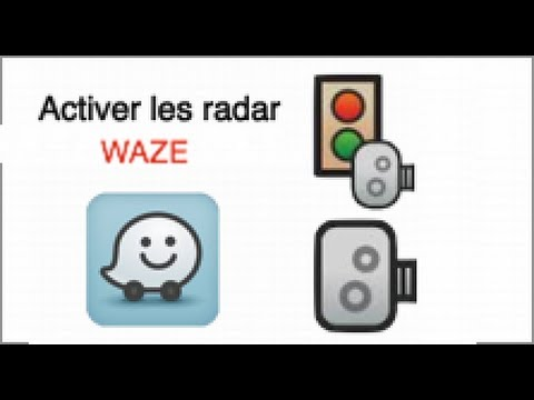 tuto fr remettre les alertes de radars sur waze doovi. Black Bedroom Furniture Sets. Home Design Ideas