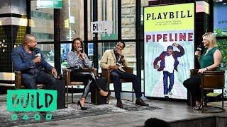 Namir Smallwood, Karen Pittman & Morocco Omari Discuss The