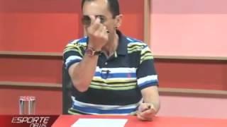 Milton Neves é Cruzeiro