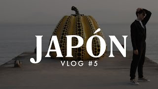JAPON VLOG #5 - Naoshima, Kobe y Osaka / CUP OF COUPLE