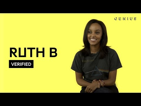 "Ruth B ""Lost Boy"" Official Lyrics & Meaning 