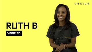 Ruth B quot;Lost Boyquot; Lyrics amp; Meaning  Verified