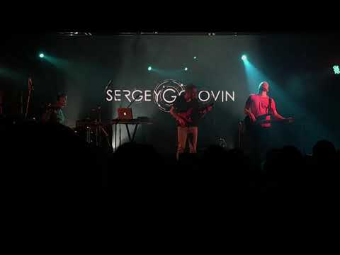 Sergey Golovin -Rocket Cat ( New Song Live At Saint Petersburg 2019 08 08, AAL Support)