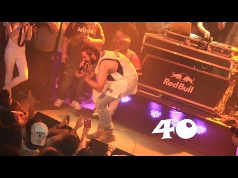 Post Malone - 40 Funk (Performance) *Dallas Texas* Shot by @Jmoney1041