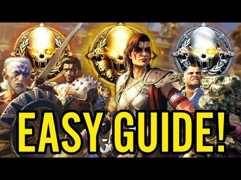 ULTIMATE IX GAUNTLET GUIDE: EASY SOLO COMPLETION WALKTHROUGH! (Black Ops 4 Zombies)