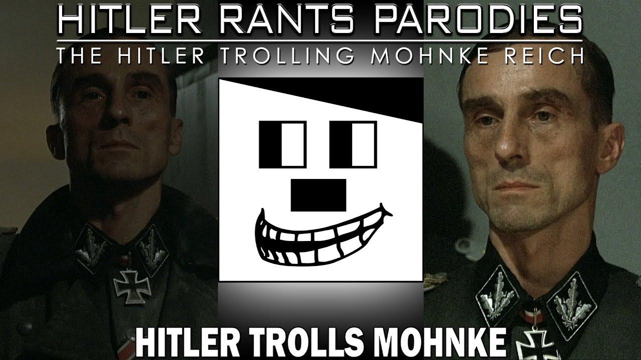 Hitler trolls Mohnke