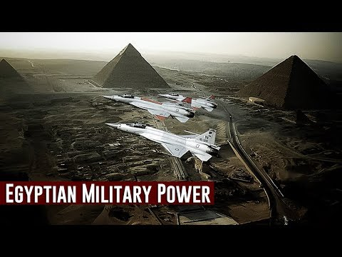 Egyptian Military Power 2018 / How Powerful is EGYPT? / جيش مصر