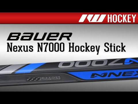 8243b3fb9ec Bauer Nexus N7000 Stick Review - YouTube