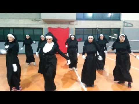 sister act zumba