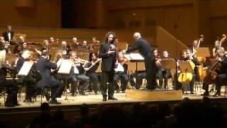 """Fabio Armiliato """"Nessun Dorma...""""_Atene - Teatro Megaron 19-05-2010"""