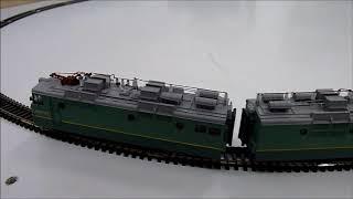 Модель электровоза ВЛ80