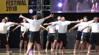 愛西市立佐織西中学校 佐織西中学校Shining Stars☆ 2018.03.17