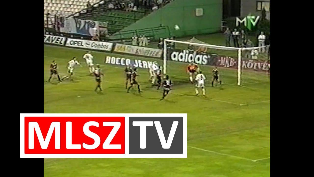 Ferencváros-Vasas | 1-2 | 1999. 08. 06. | MLSZ TV Archív