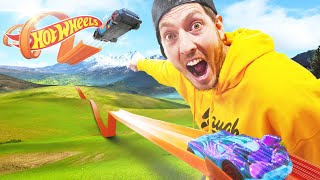 LONGEST Hot Wheels Track! *1000 Feet*