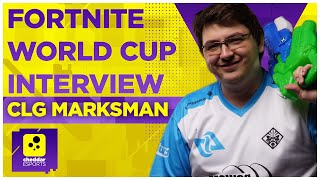 "CLG Marksman On The LAN Experience: ""The biggest thing is getting comfortable"" 