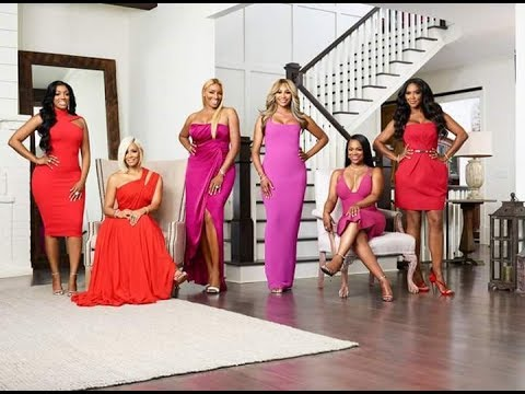 RHOA Season 10:18 Nightmare on Peachtree Street Review Only!!!
