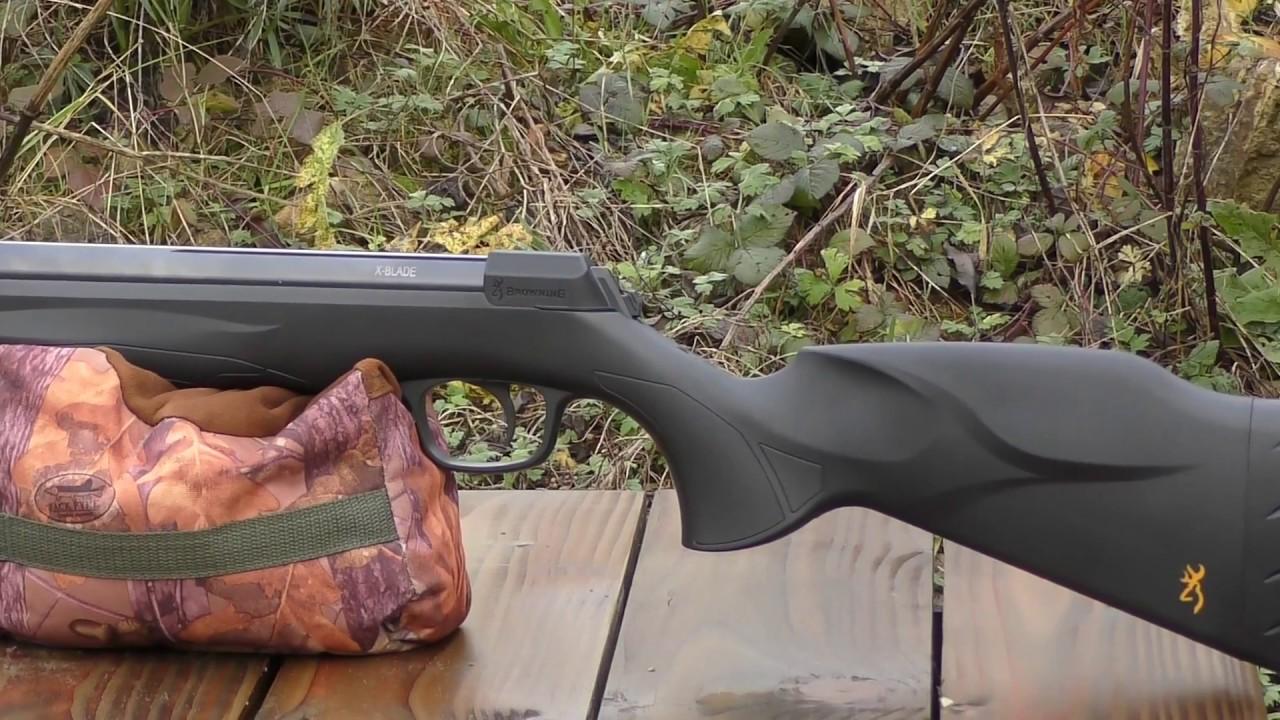 REVIEW: Browning X Blade - Break Barrel Springer Airgun