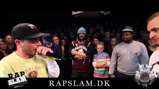 Rap Slam Battles #6: Kampen om titlen - Eco vs. Pede Gøbb (titelkamp) @ Pumpehuset