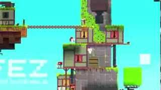 FEZ Launch Trailer   Cross-Buy for PS4, PS3 or PS Vita