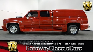 1987 Chevrolet R30 - Gateway Classic Cars Indianapolis - #742NDY