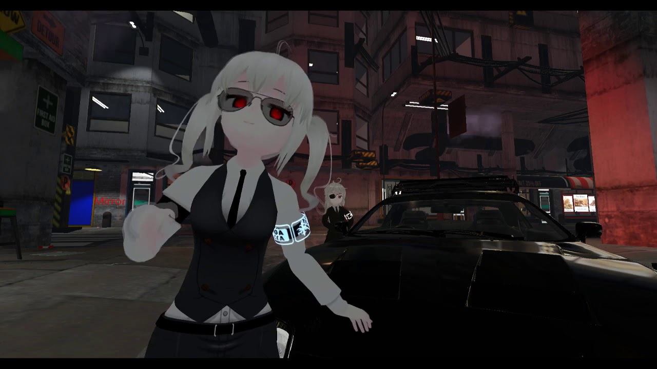 VRChat Toga & Ikita are creating Avatars, Effects, Assets