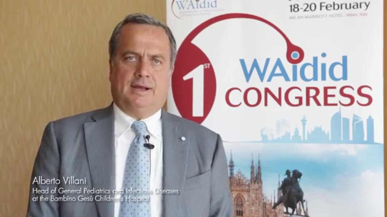 Kawasaki Disease - Professor Alberto Villani