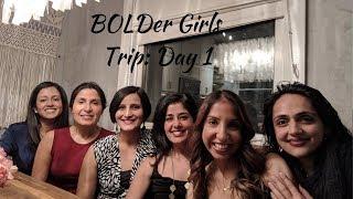 Boulder BOLDer Girls: Top 12 Things (1-6) that Make an Ideal Girls Trip  [Naan & Challah]