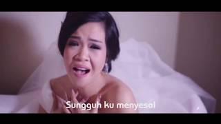 Ve - Menyesal[ Official Music Video ]Version Karaoke