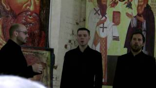 Russian Liturgical Music