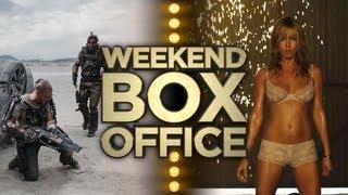 Weekend Box Office - August 9-11 2013 - Studio Earnings Report HD