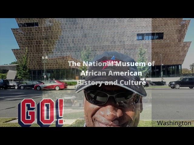 Entering the AA Museum Washington DC