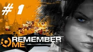 Oggi proviamo... REMEMBER ME - Gameplay ITA 1