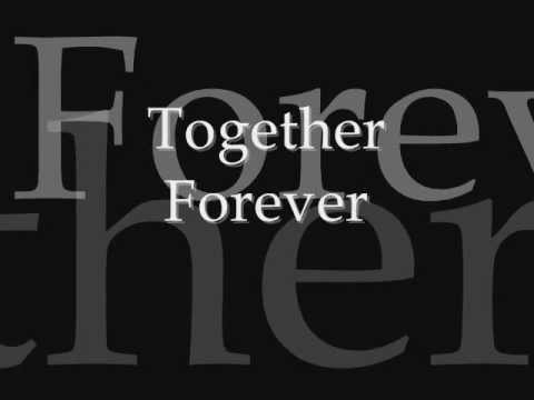 Lyrics containing the term: last forever