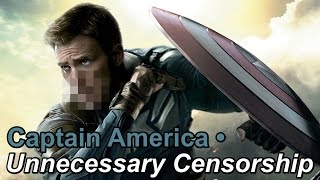 Captain America • Unnecessary Censorship