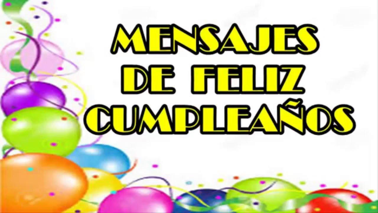 Feliz Aniversario Amor Frases: Mensajes De Feliz Cumpleaños, Feliz Cumpleaños Mi Amor