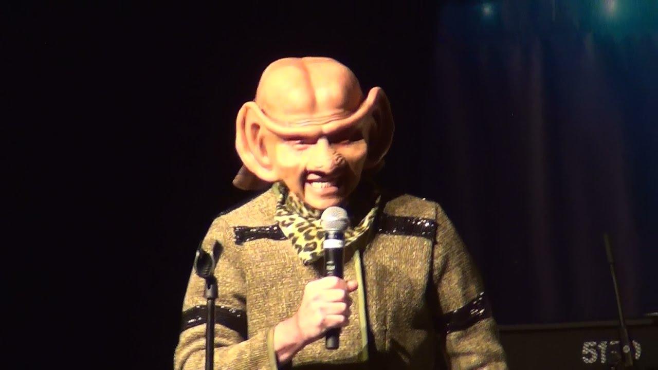Download Rom and Nog – Deep Space Nine. Las Vegas Star Trek Convention 2015