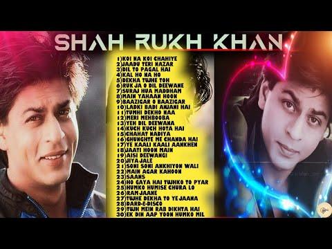 Srk Hit songs Best collection Shah Rukh Khan Bollywood Music