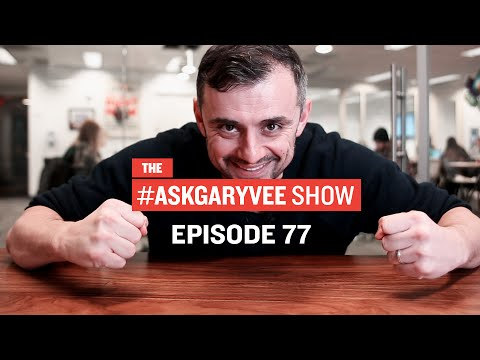 #AskGaryVee Episode 77: Like For Like, Working Remotely, & Matthew Berry Asks A Question