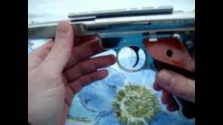 """#1 Ruger Mark III field strip video! ALL THE """"TRICKS"""" REVEALED!"""