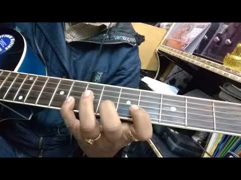 Kya Yahi Pyar Hai!! Guitar Tab Lesson!!