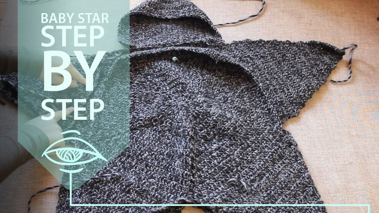 Baby Bunting Star Step By Step Finishing Touches Youtube