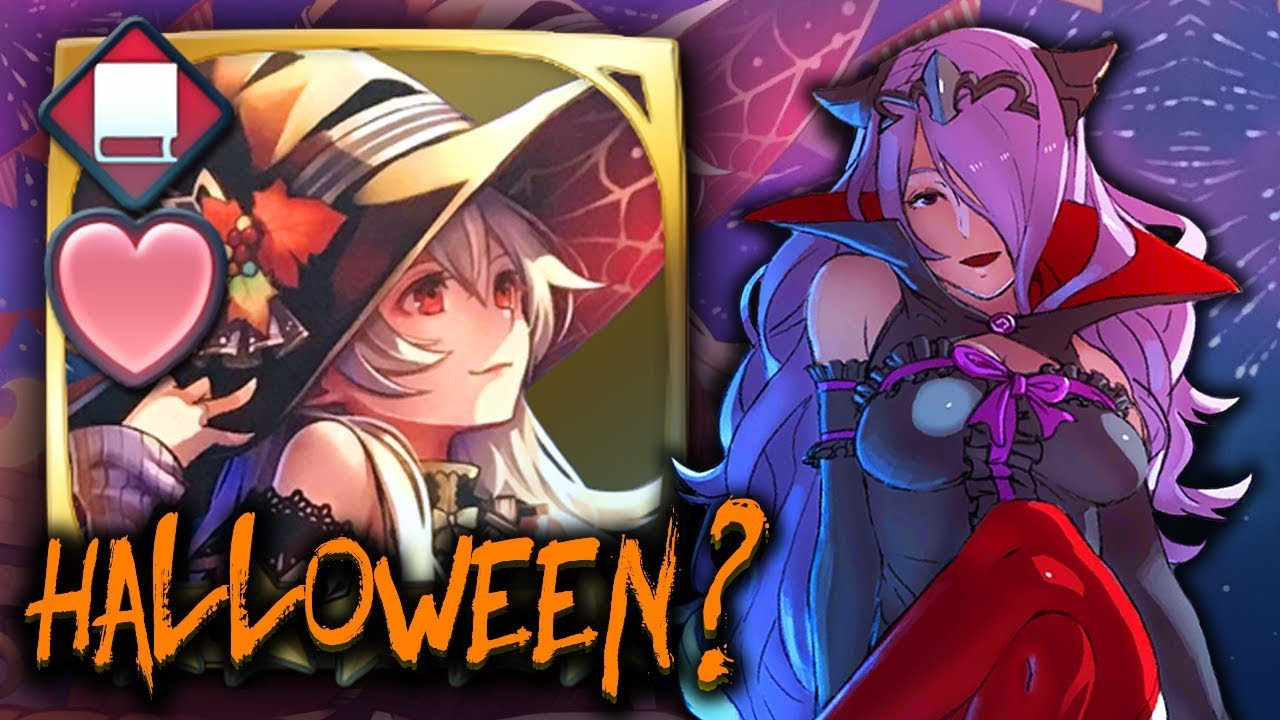 Fe Heroes Christmas.Could We See A Halloween Themed Banner In Fire Emblem Heroes This October Who Do You Want To See