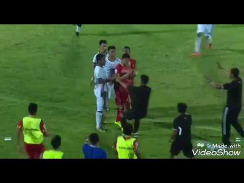 Viral...!! Saolin Soccer Bali Utd U19 vs Bhayangkara U19